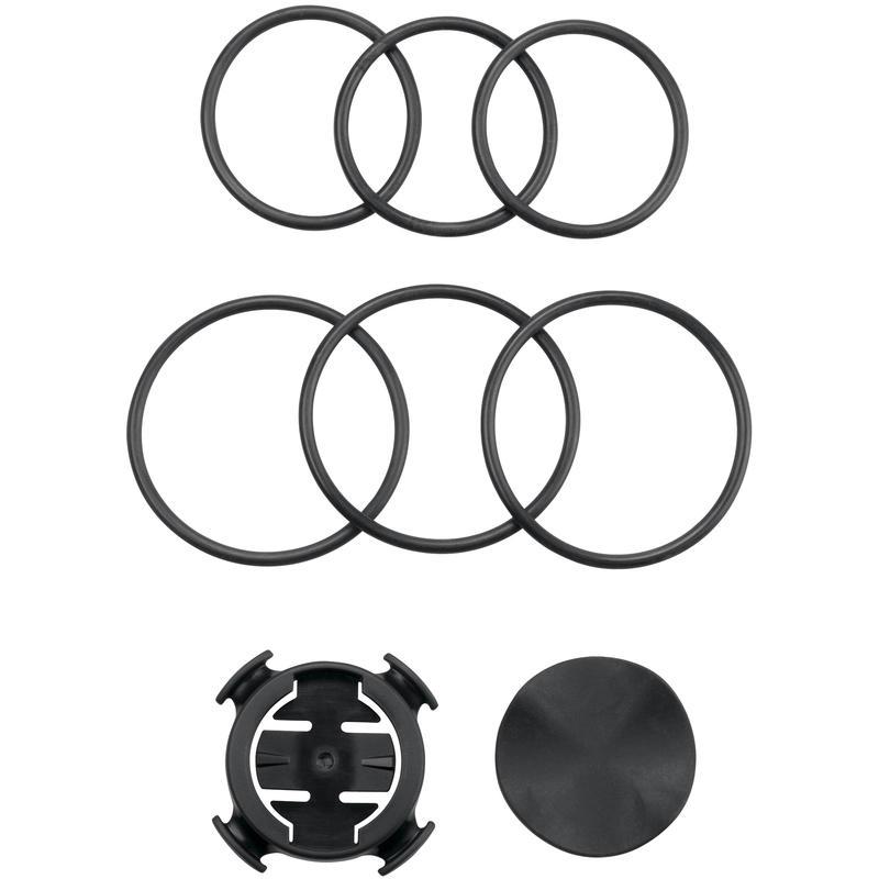 Système de fixation Quarter Turn pour vélo Noir