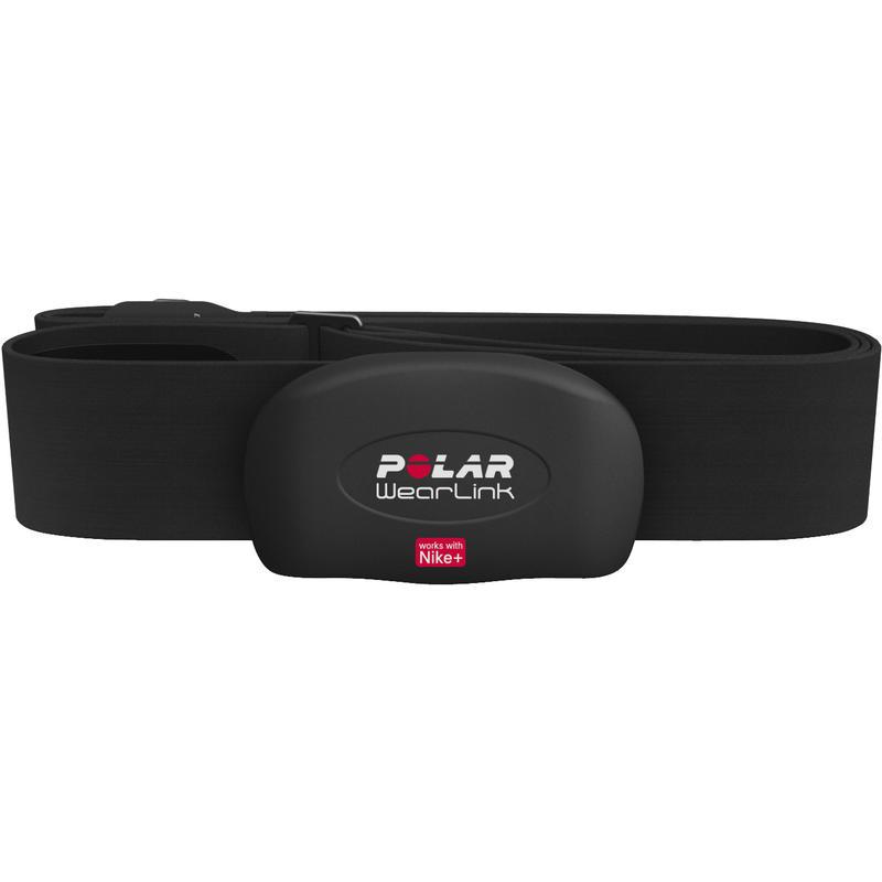 Capteur Wearlink+ pour système Nike+ Noir