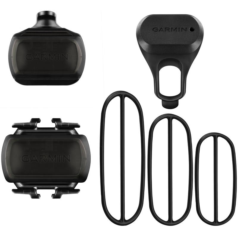 Speed& Cadence Sensor Black