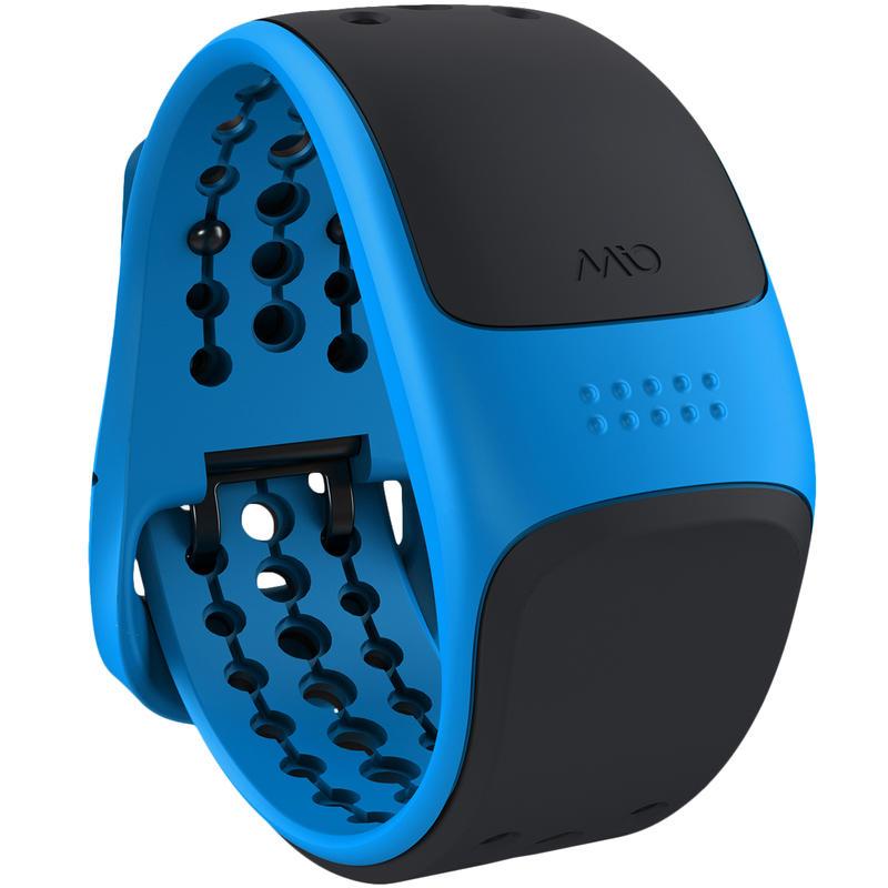 Bracelet Link pour cardiomètre Bleu/Noir