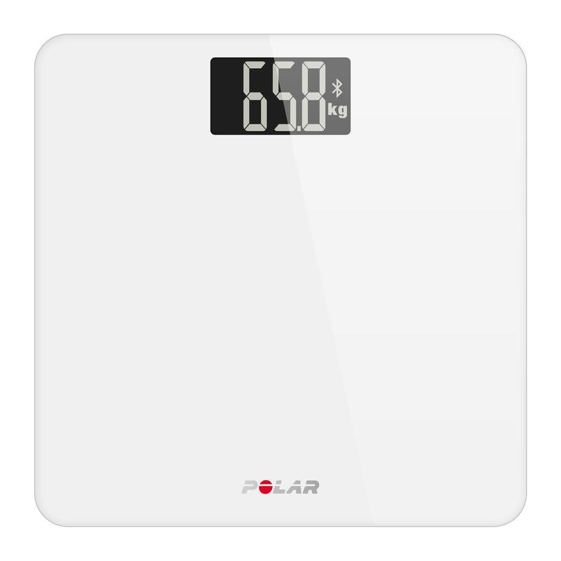 Pèse-personne intelligent Balance Smart Blanc