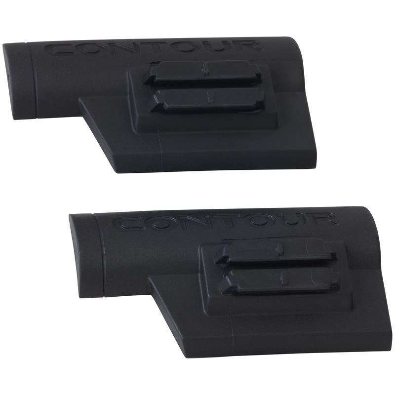 Left Profile Mount-2Pk Black