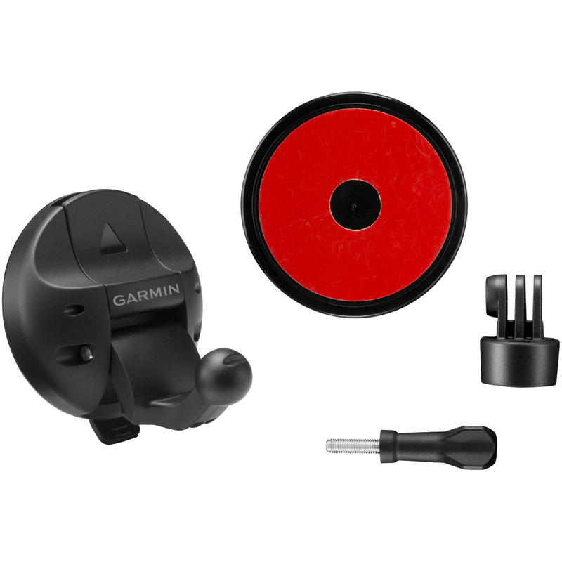 Virb Auto Dash Suction Mount Black