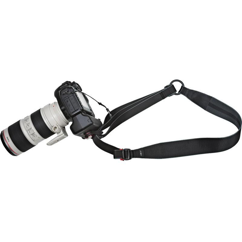 Sangle Pro Sling pour appareil photo Noir/Charbon de bois