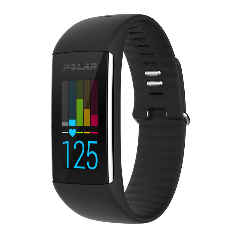 A360 Heart Rate Monitor Black
