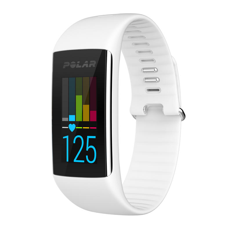 A360 Heart Rate Monitor White
