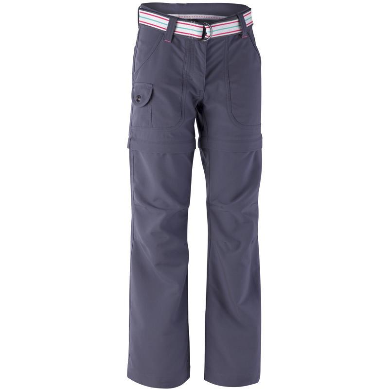 Pantalon convertible Ambler Pierre grise