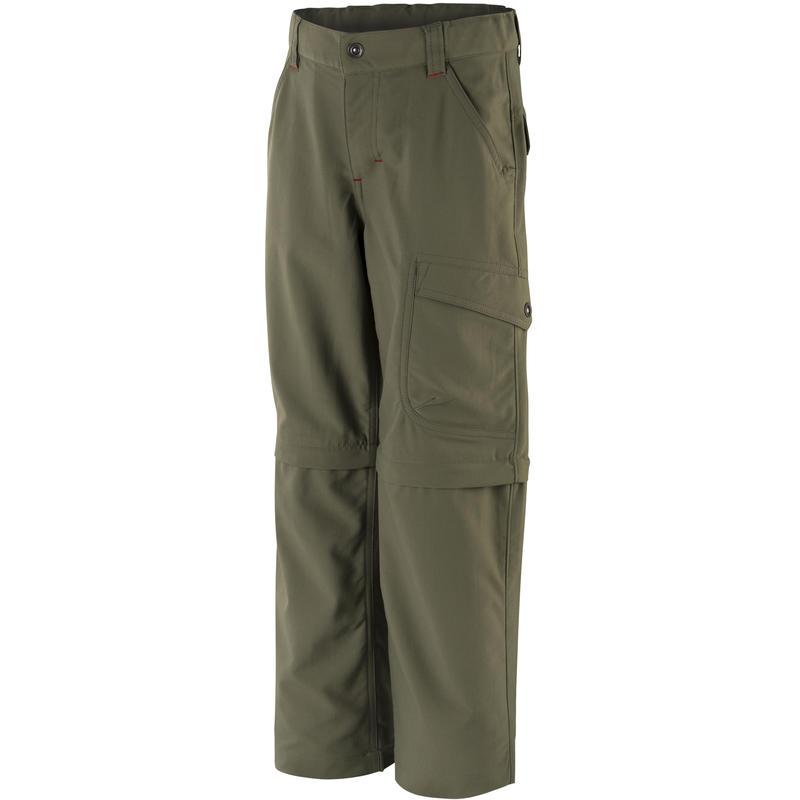 Pantalon convertible Scout Olive