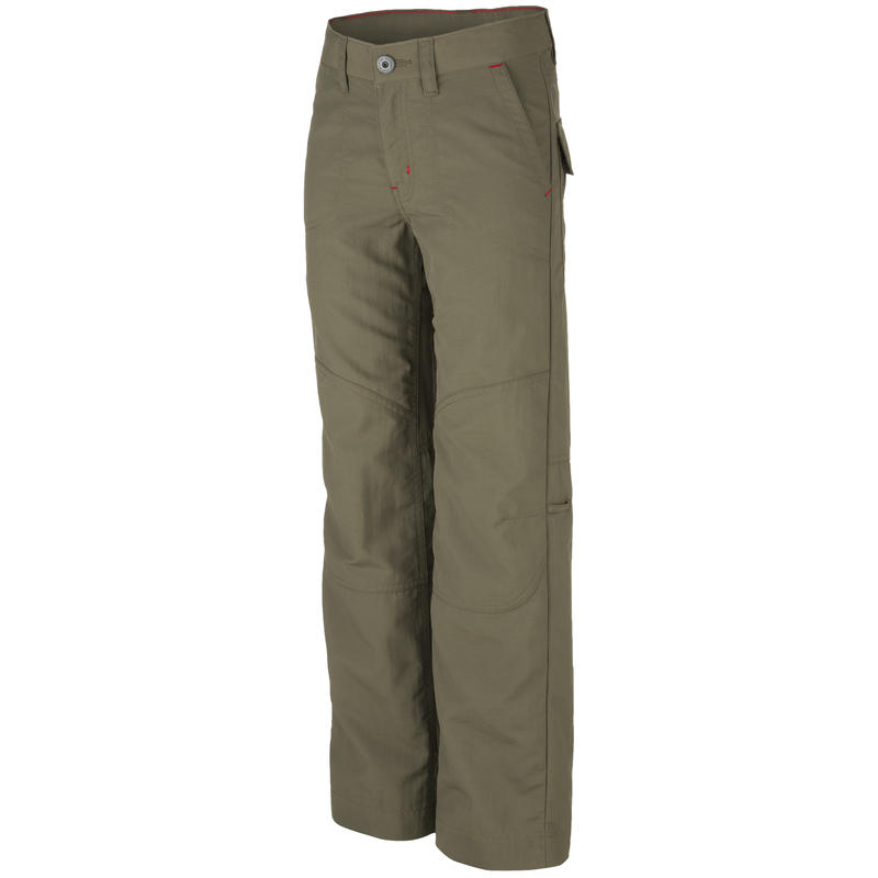 Pantalon Sidetrack Vert mousse