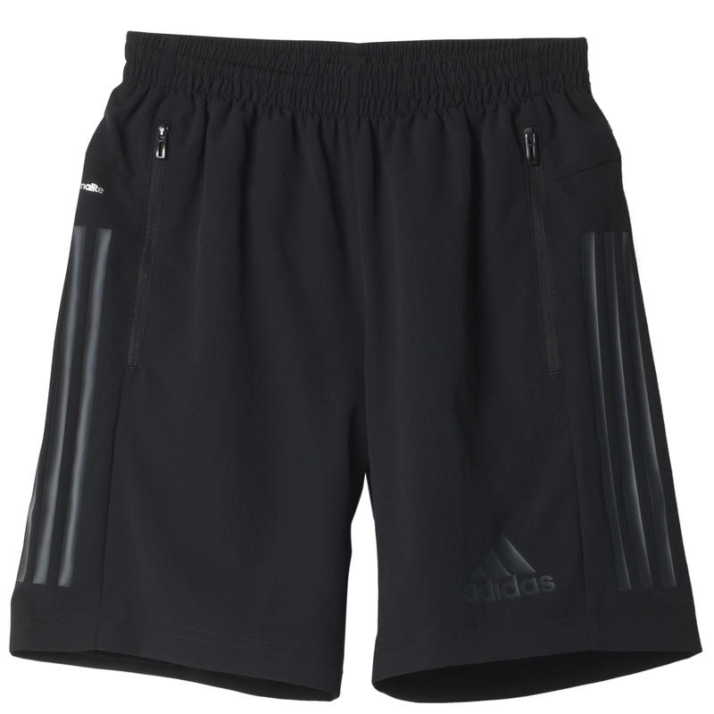 Short Gym Training Woven Noir