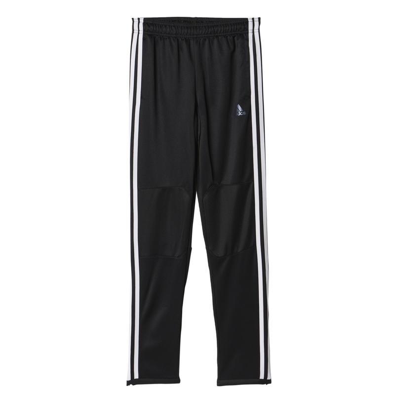 Pantalon Locker Room Performer Tiro 3 Stripes Noir/Blanc