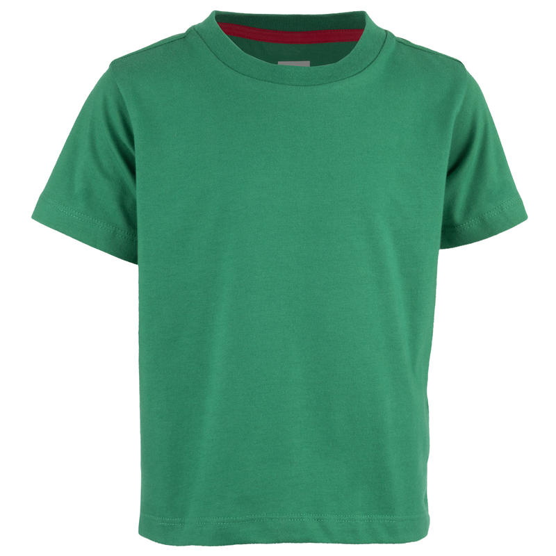 Liam Short-Sleeved T-Shirt Green Belt