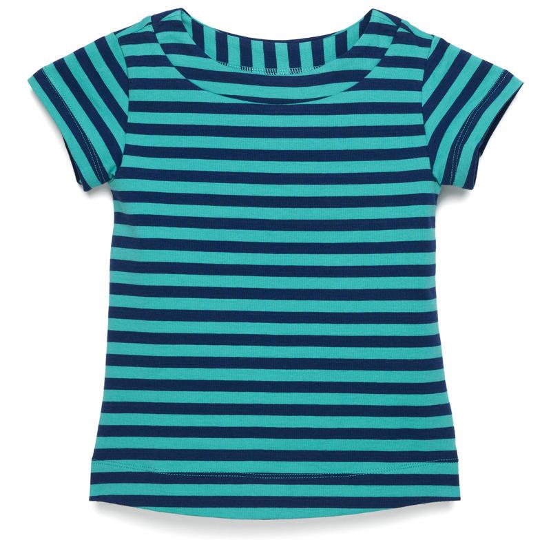 T-shirt Leah Mini rayures rugby indigo zone surf