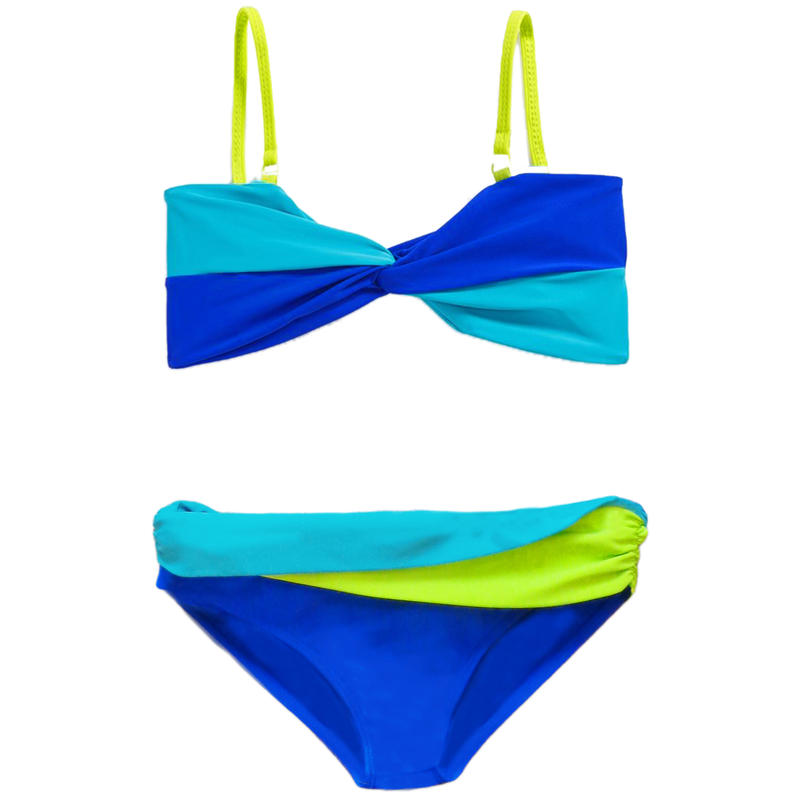 Barbados Two-Piece Swimsuit Turquoise