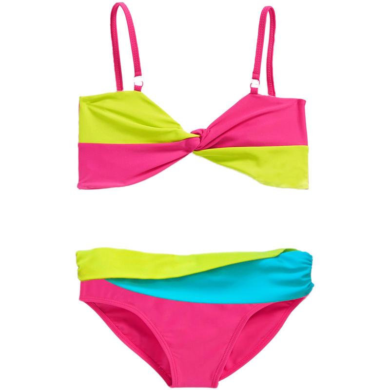 Bikini Azure Fuchsia