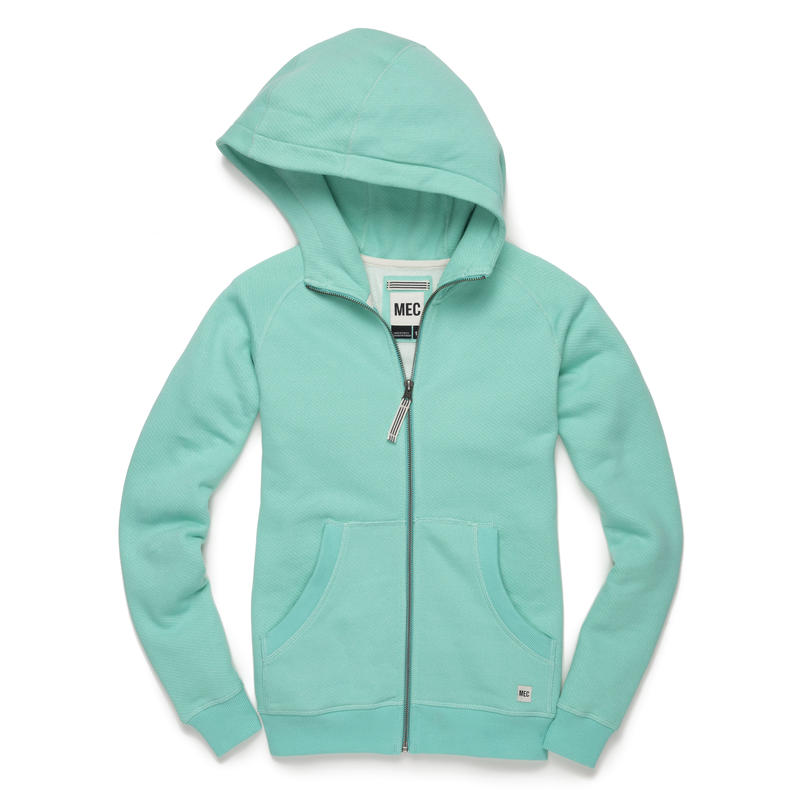 Cosmo 3 Hoodie Cool Mint