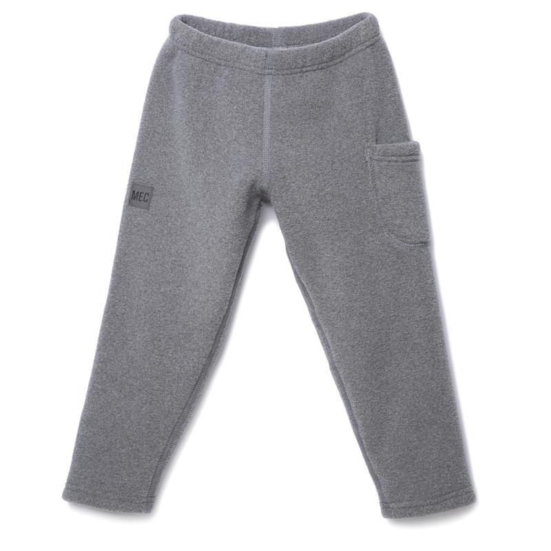 Pantalon Yeti Gris foncé chiné