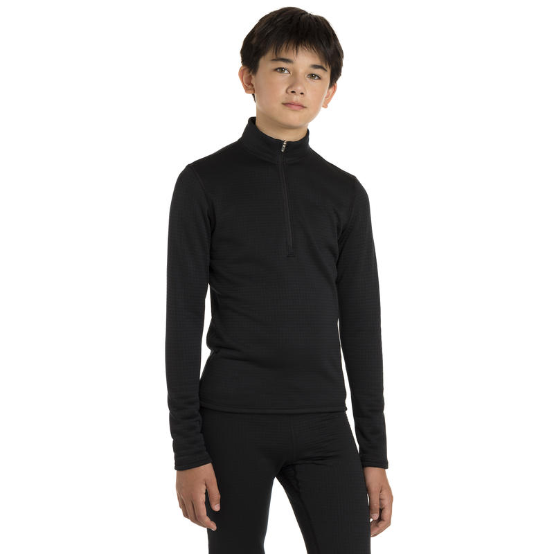 Expedition Weight Zip-T Black