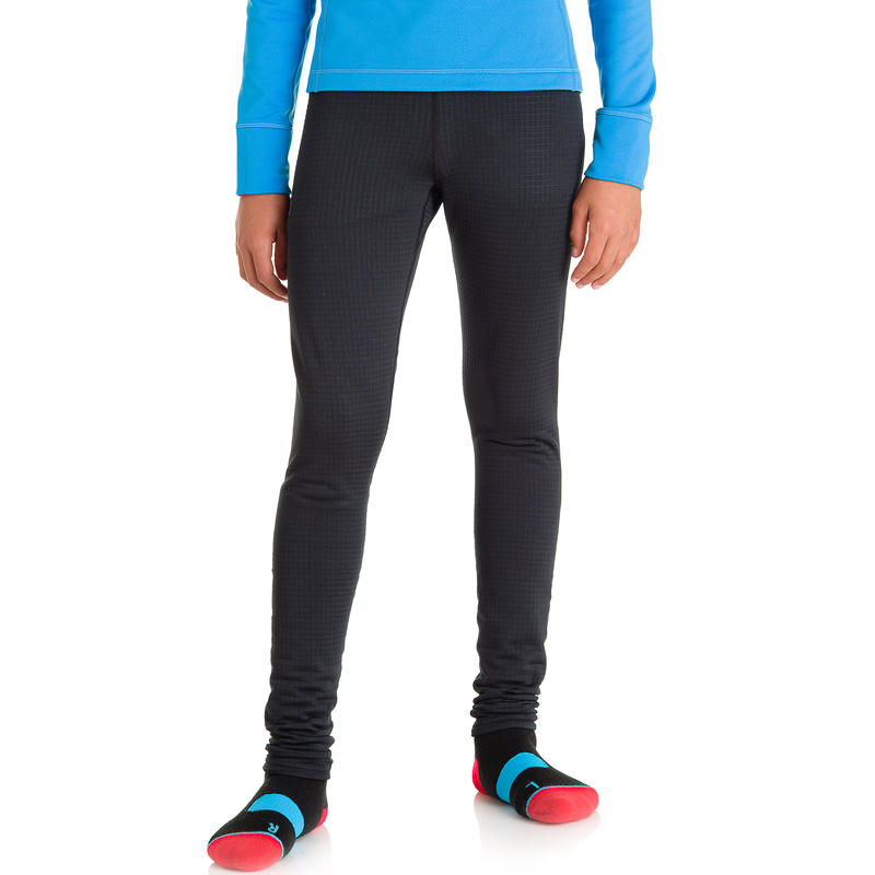 Expedition Weight Long Johns Black