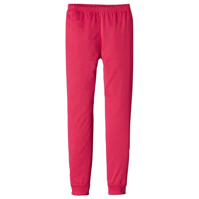 Capilene 3 Long Johns Rossi Pink