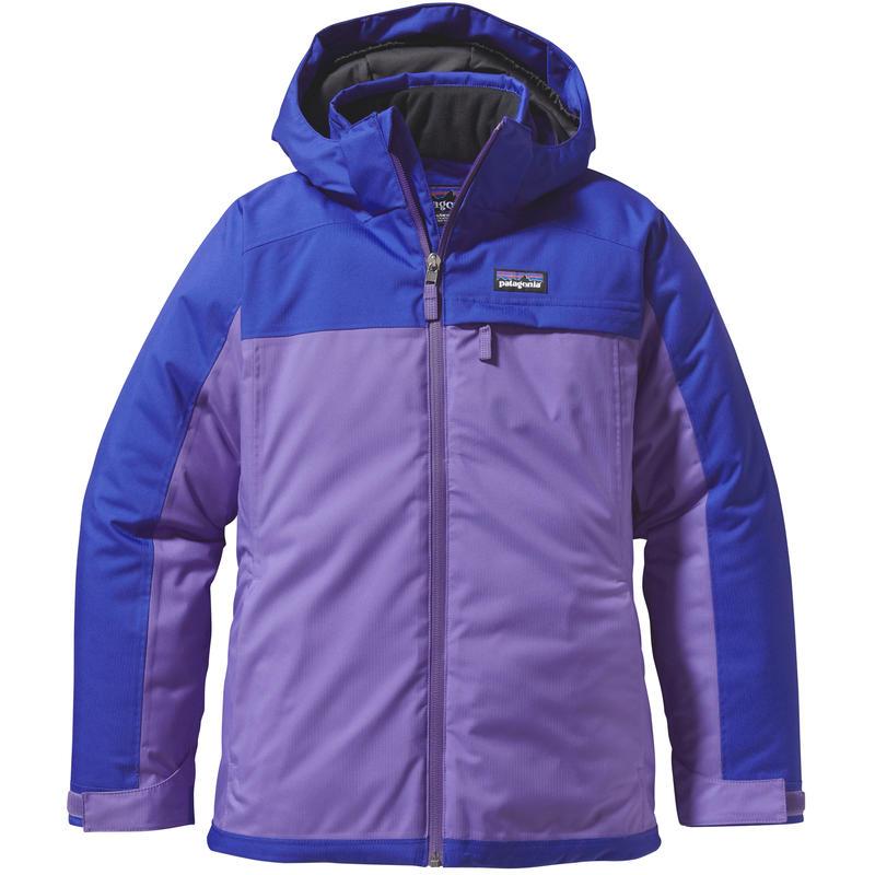 Manteau isolant Snowbelle pour filles Violetti