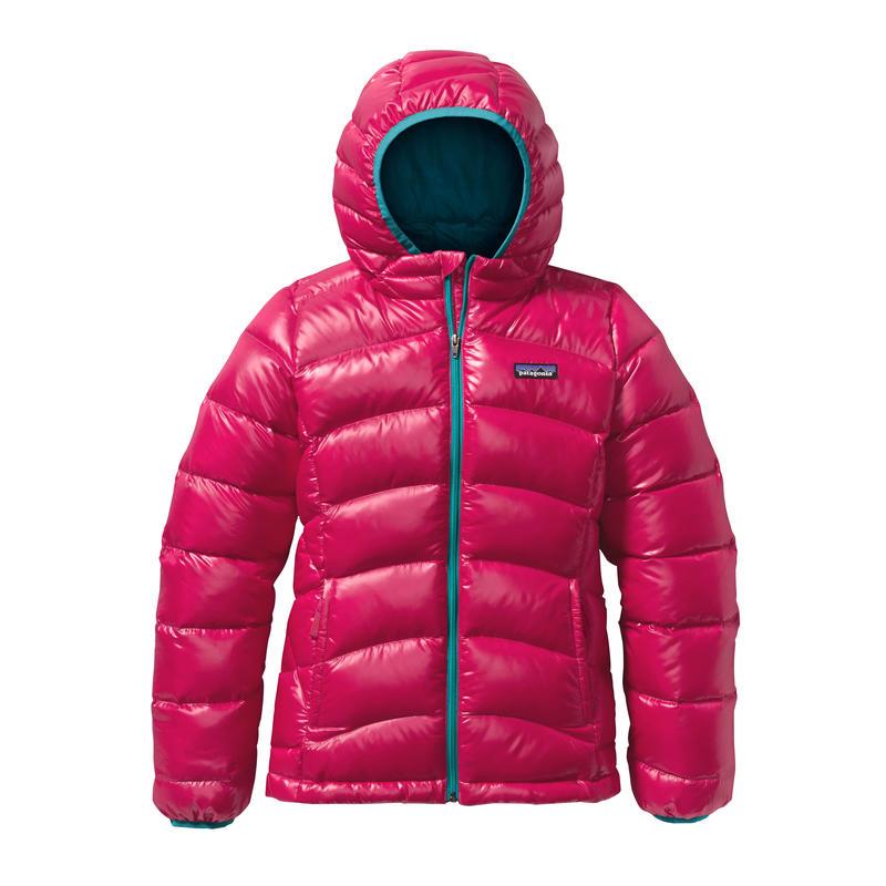 Hi-Loft Down Sweater Hoodie Magic Pink