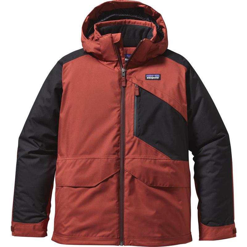 Manteau isolant Snowshot pour garçons Métal rouillé