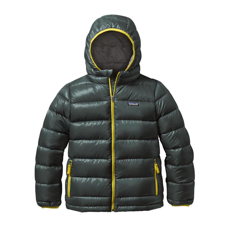 Manteau en duvet Hi-Loft pour garçons Vert nouveau