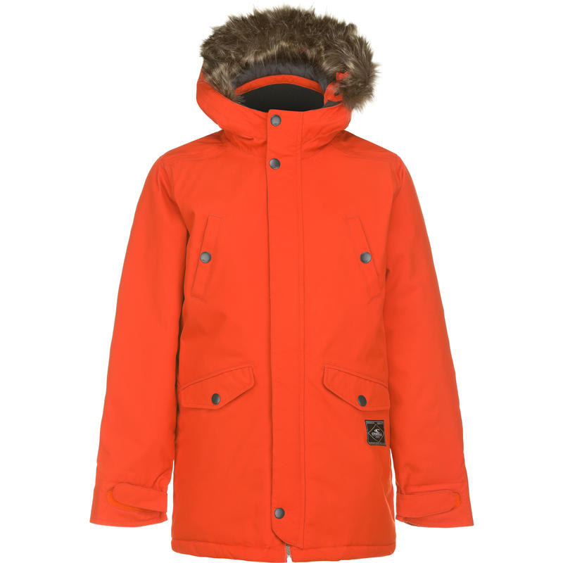Expedition Parka Tomato