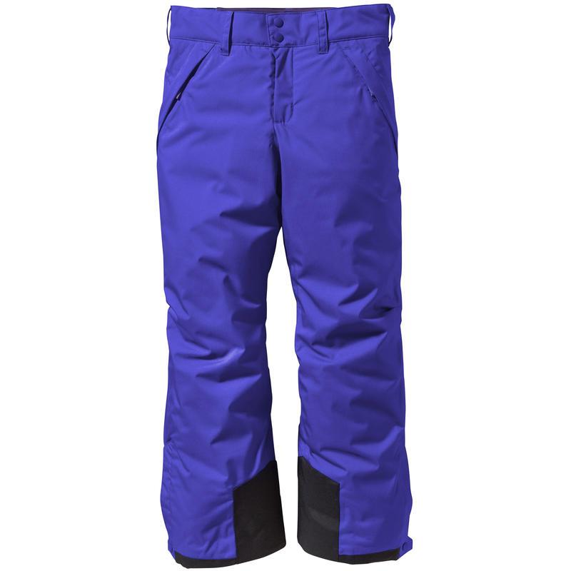 Pantalon isolant Snowbelle pour filles Bleu de cobalt