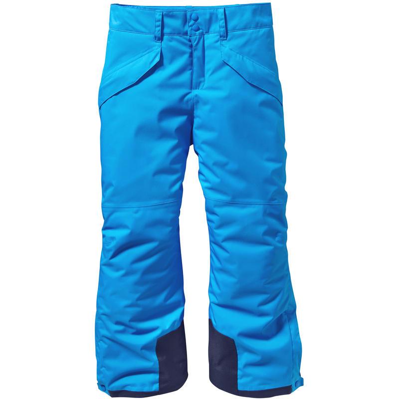 Pantalon isolant Snowshot pour garçons Bleu Andes