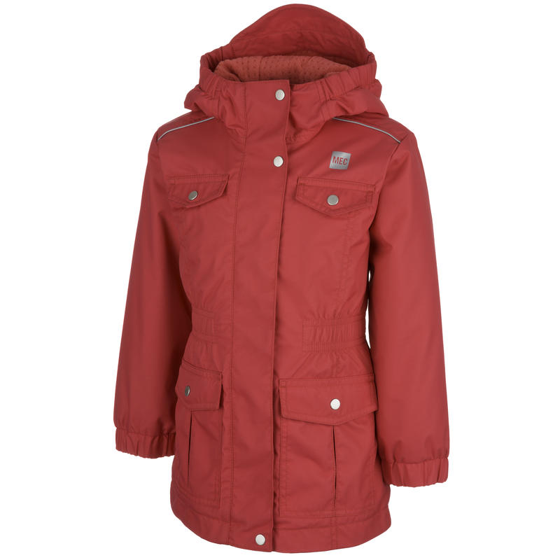 Aura Jacket Rouge