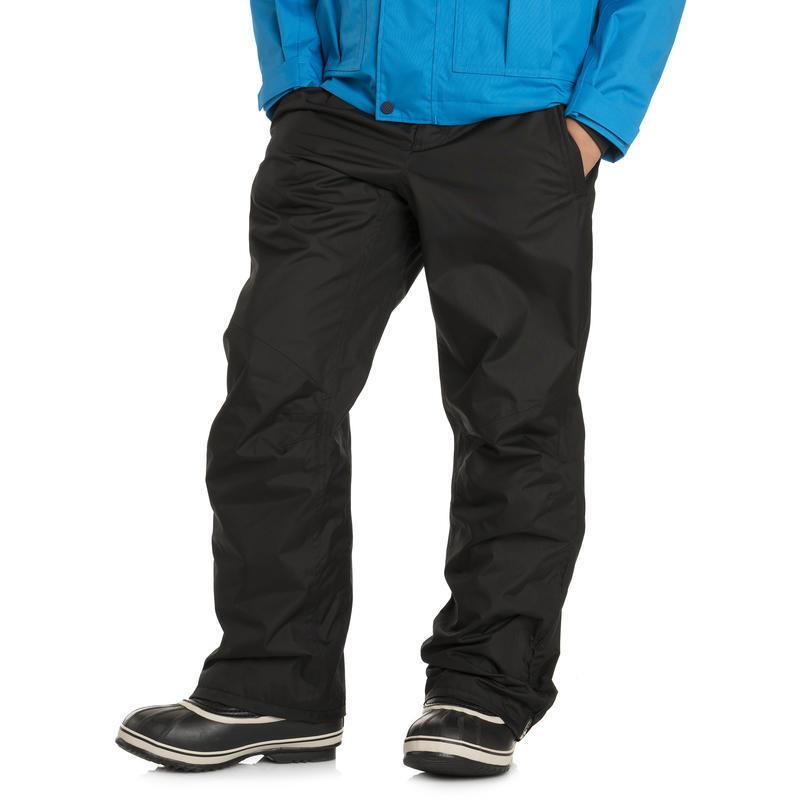 Pantalon Watershed Noir