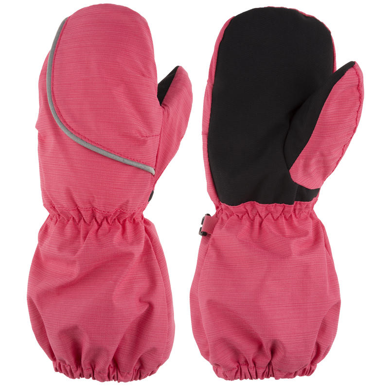 Toasty Mitts Pink Sorbet