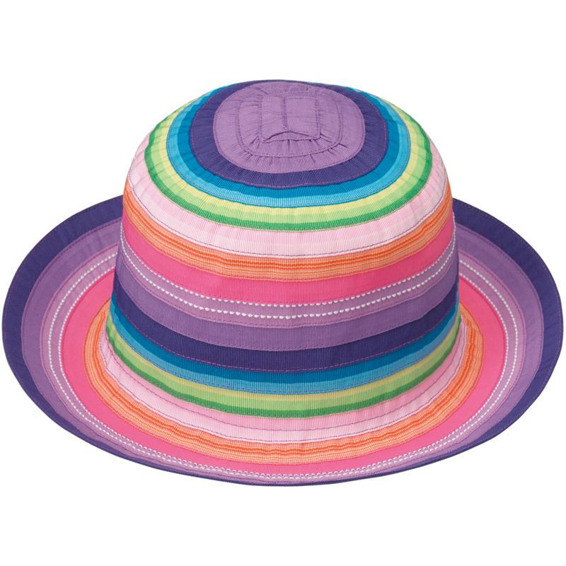 Petite Nantucket Hat Rainbow