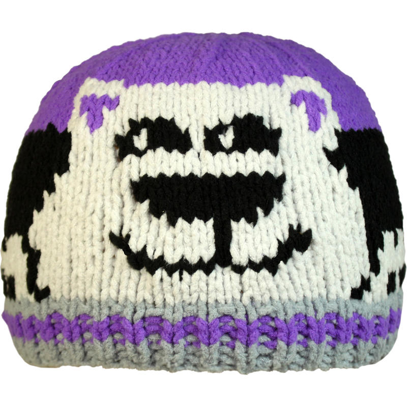 Tuque Snow Bear Pourpre