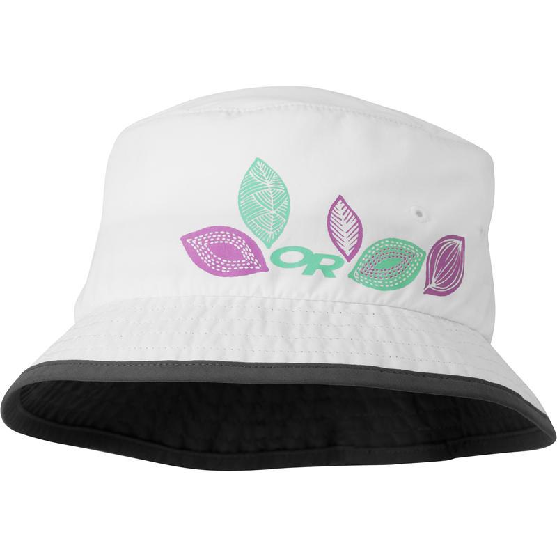 Chapeau Solstice Bucket Blanc