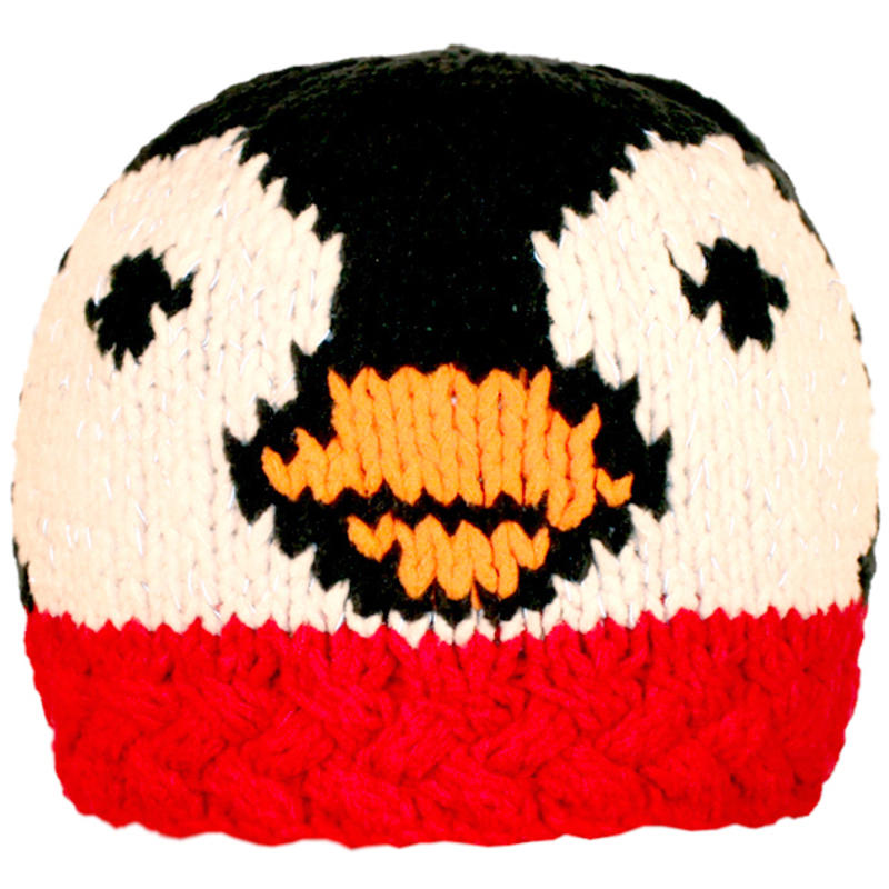 Tuque Waddles Pingouin rouge