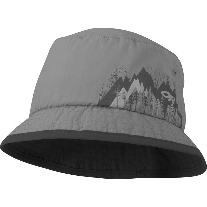 Solstice Bucket Hat Pewter