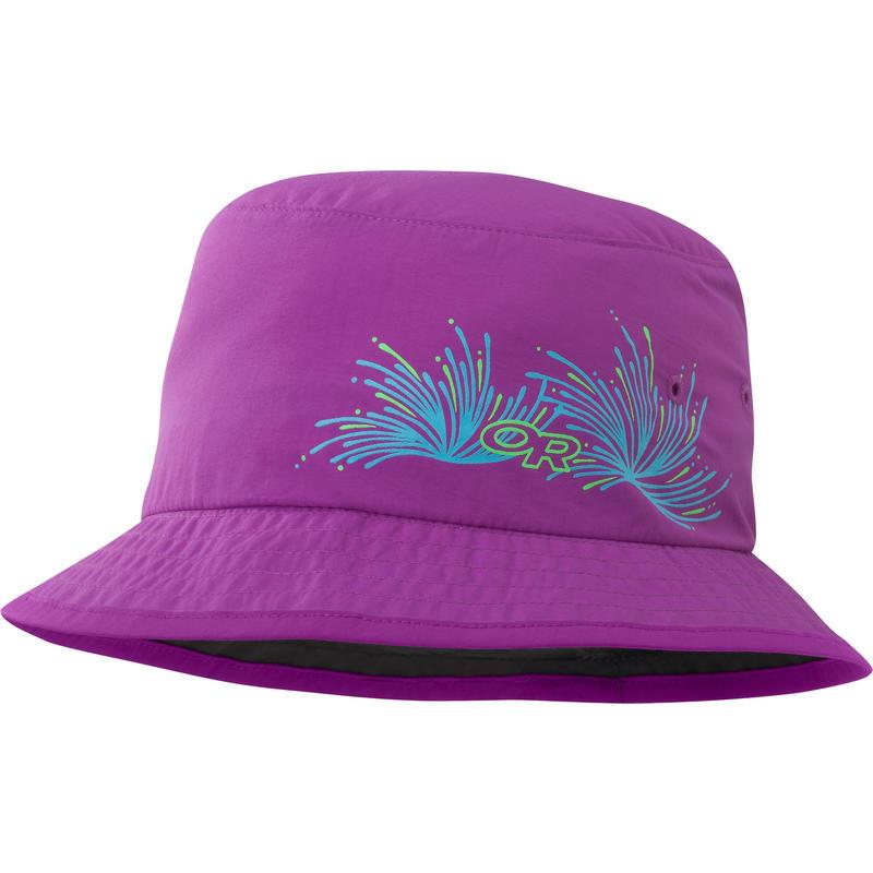 Solstice Bucket Hat Ultraviolet
