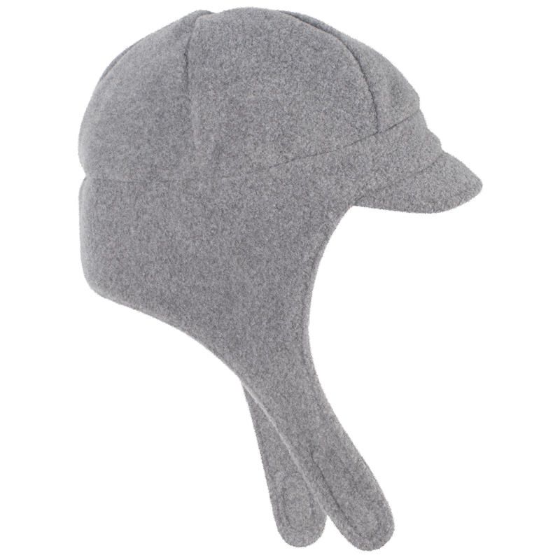 Radar Flap Hat Dark Grey Heather