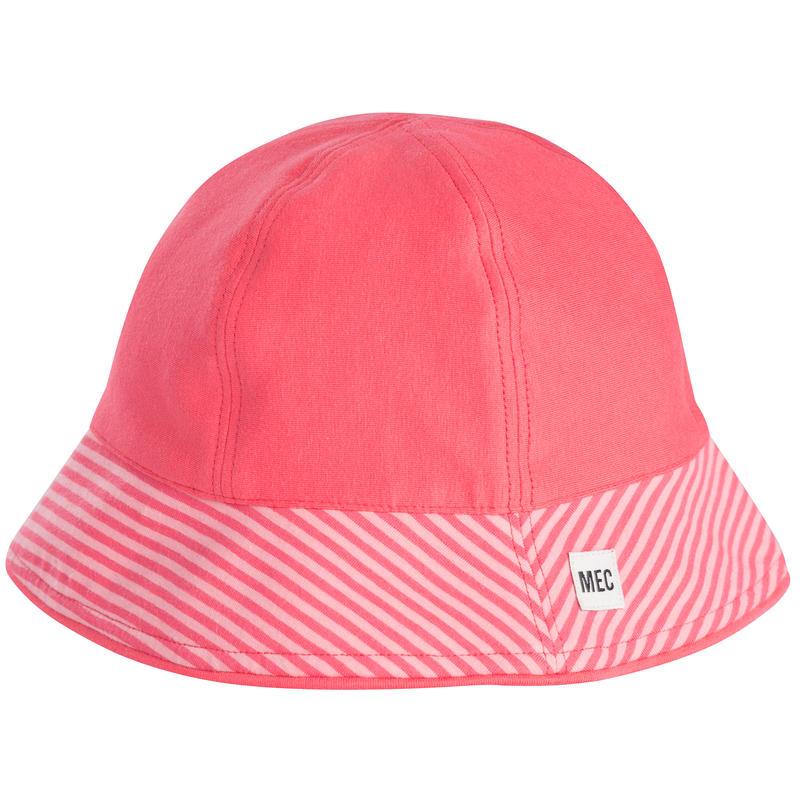 Chapeau de soleil Seashore Sorbet/Rayures Pixie sorbet floraison
