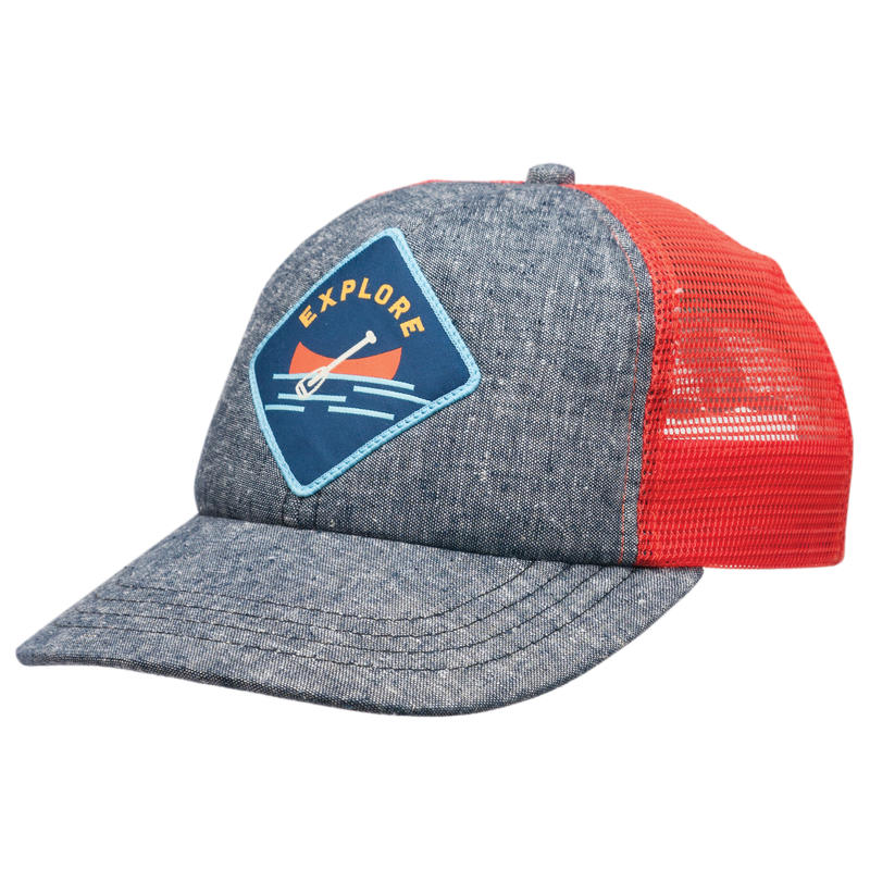 Chapeau Nahanni Jr. Orange