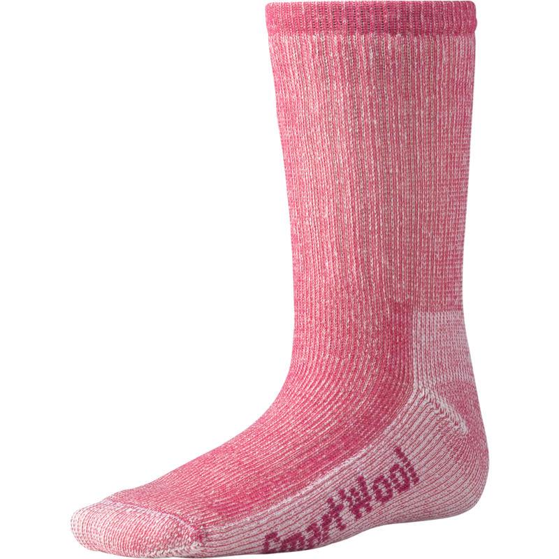 Hike Medium Crew Socks Peony