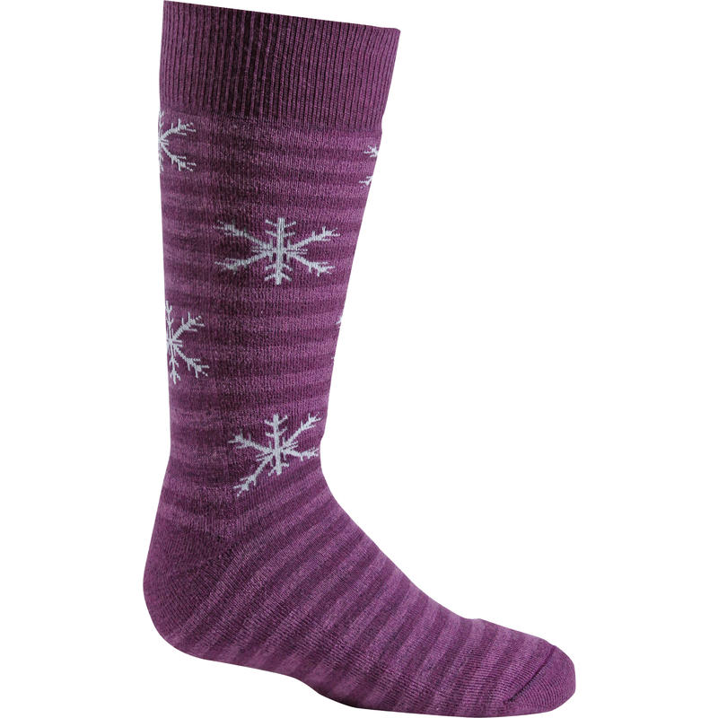 Pippi Jr Socks Chinese Violet