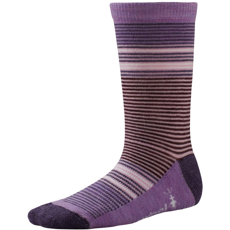 Thinscape Stripe Socks Desert Purple Heather