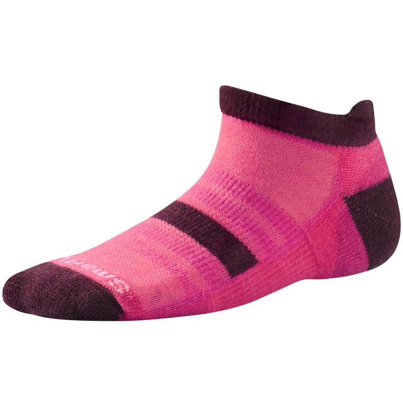 Chaussettes Sport Micro Rose vif