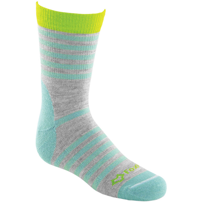Chaussettes Emblazon Turquoise