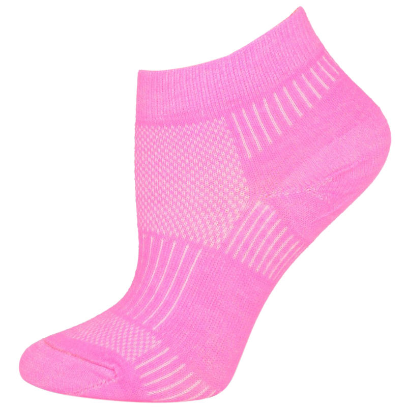 Chaussettes courtes Coolmesh II Rose