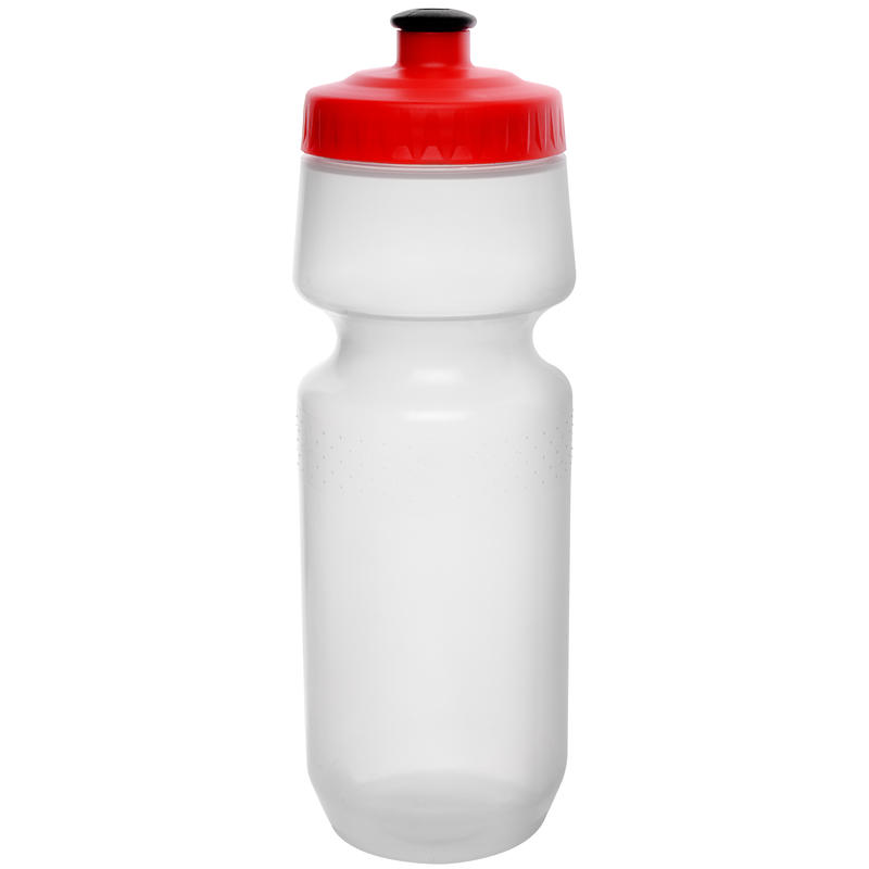 Big Mouth 710ml Cycling Water Bottle Clear